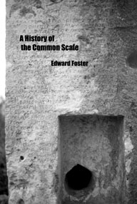 History of the Common Scale by Edward Foster